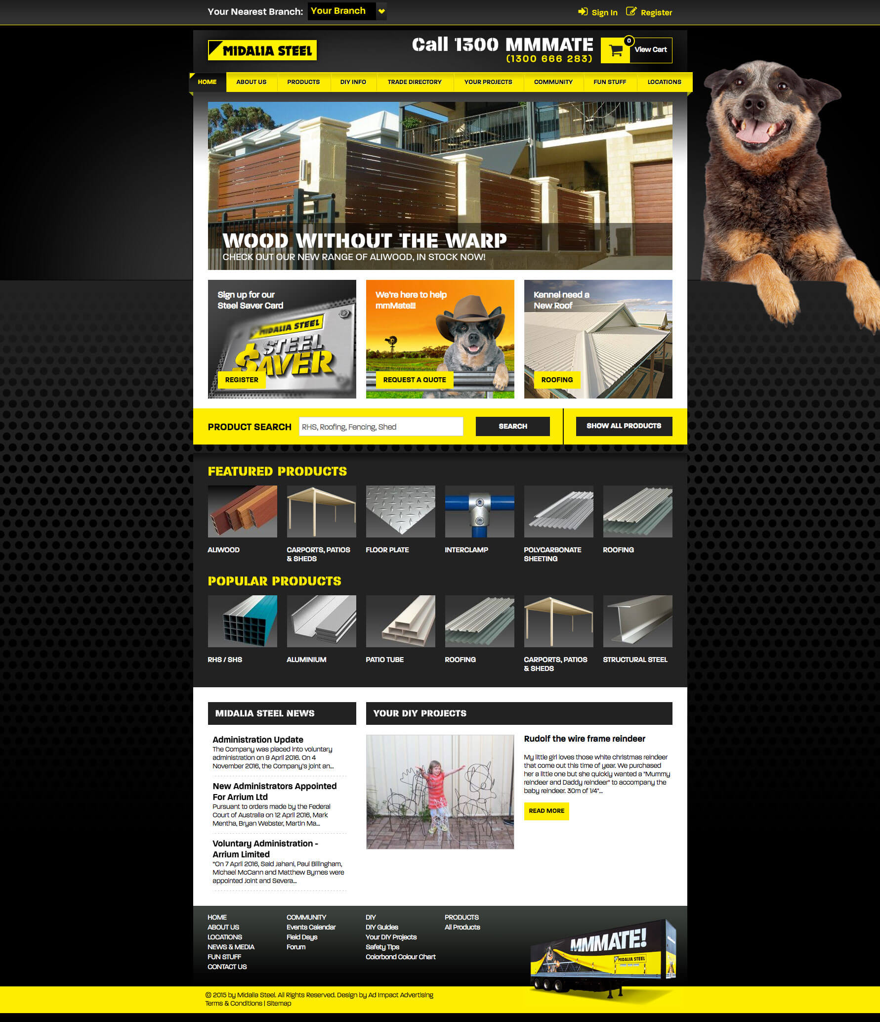 midalia-steel-home-website
